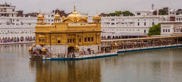 Golden Temple, a place of devotion and peace