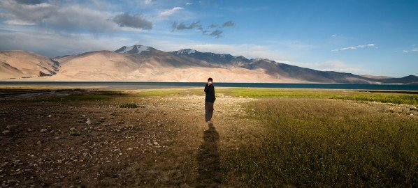 The mystical magical Tso Moriri lake in Ladakh