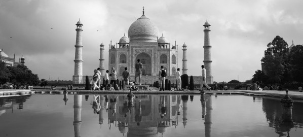 Photography tips for the Taj Mahal