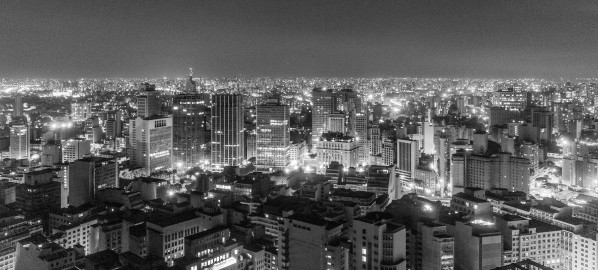 Sao Paulo, Brazil and the beginning