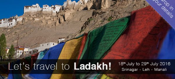 Want to travel to Ladakh?