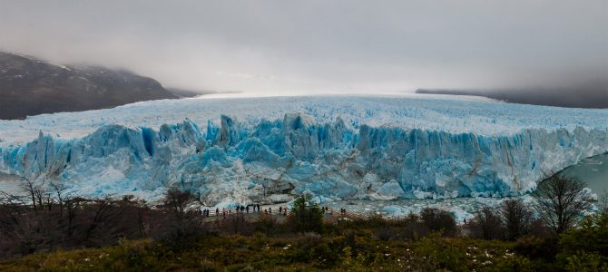 How crazy is a visit to Patagonia in winter?