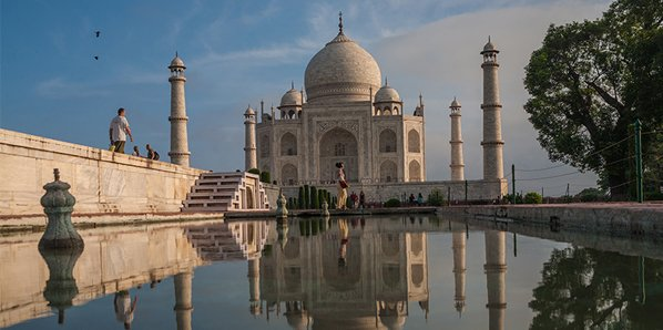 Historical destinations in the India